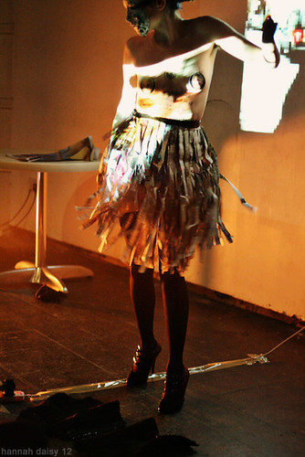 Hazel McMichael Performing; Poetry @ The Rag Factory 14/12/12
