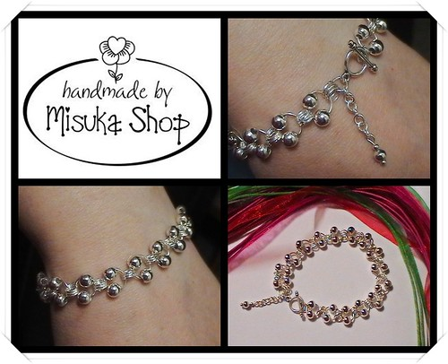 Pulsera Silver Balls