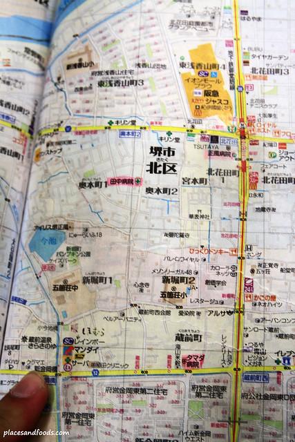 蔵前温泉さらさのゆ map