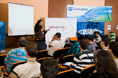 JavaScript Conference at Zfort Group (2012)