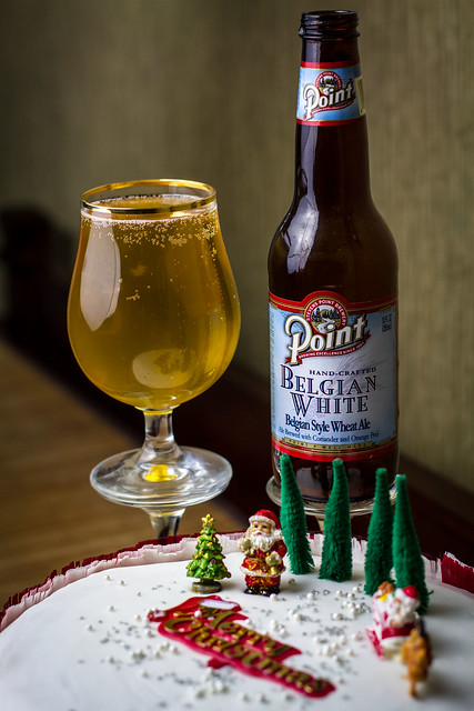 6 Beers to Christmas: Point Belgian White