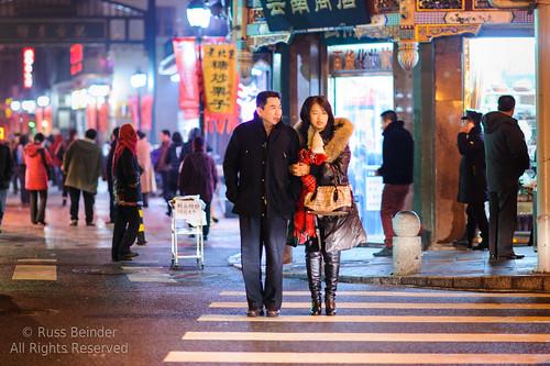 china street night cn candid beijing