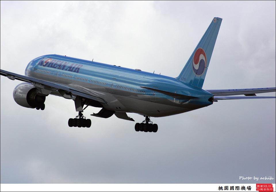 大韓航空HL7751客機003