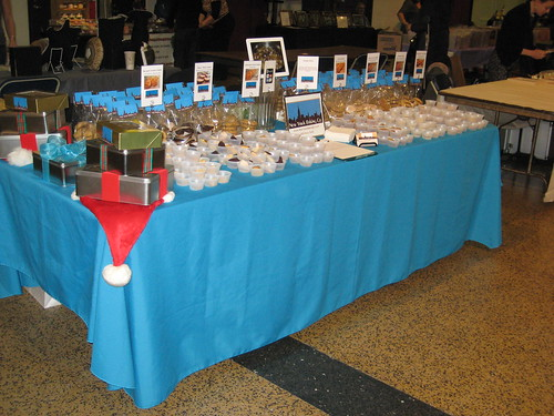 Columbus Avenue Holiday Market (New York, NY) 12-15-12 at the Church of Saint Paul The Apostle, NYC