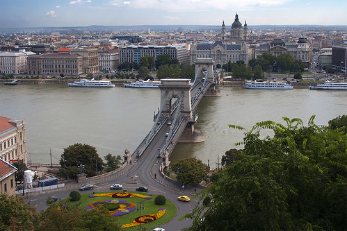 "Budapest from the book ""Dracula (1897)"" by Bram Stoker"