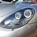 Porsche Carrera GT in GT Silver Metallic in Beverly Hills California Bi-Xenon headlamp