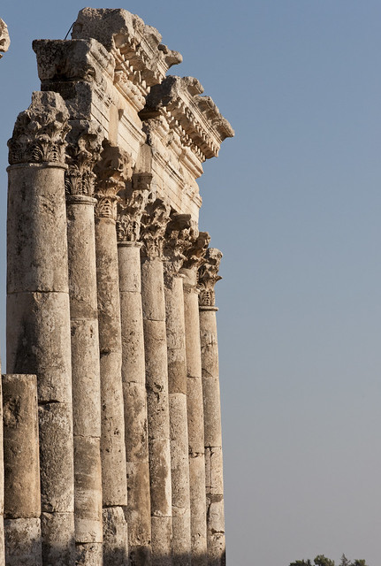 Apamea XIII. East side colonnade