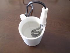 携帯湯沸かし器