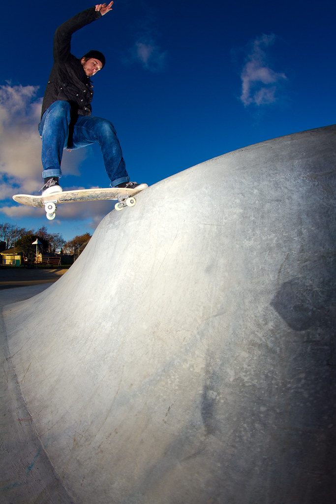 Todd tailslide