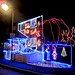 Luminous Christmas house