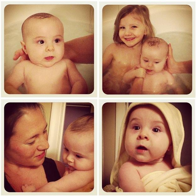 Bath x 4
