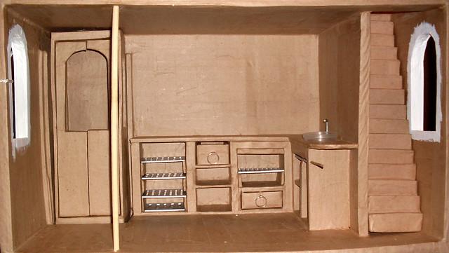 BarbieCardboardDollhouse057