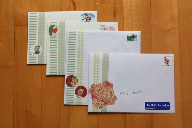 Mail Love - Outgoing