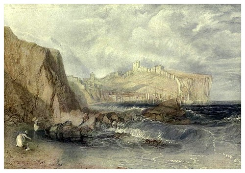 021-Scarborough 1812-The water-colours  of J. M. W Turner-1909