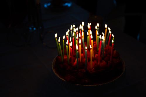Stefans 40års fest