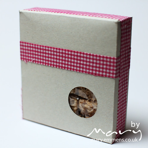 Plucky Pantry Box - Ruby Star Wrapping