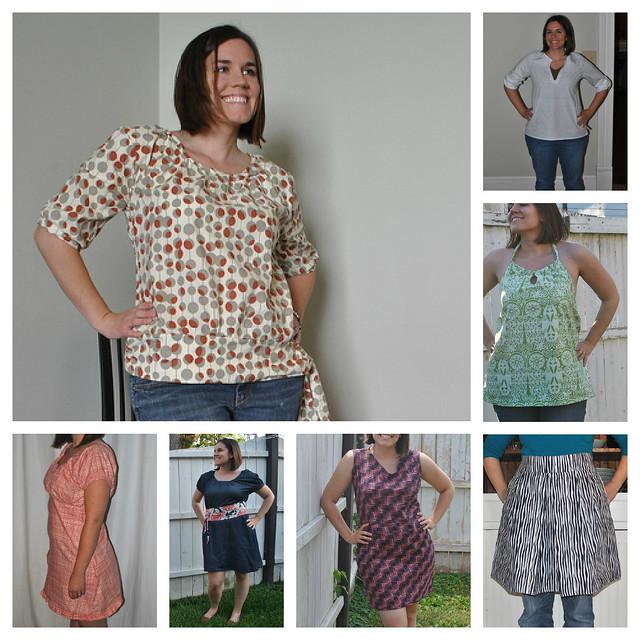 2012 Wearables Lindsay Sews