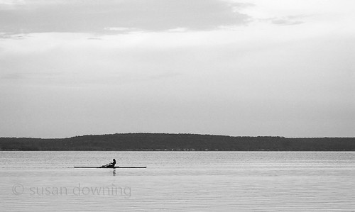 Sculler BW