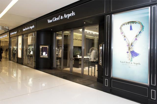 Van Cleef & Arpels Shopping JK Iguatemi