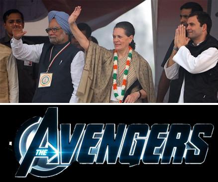 10 Avengers