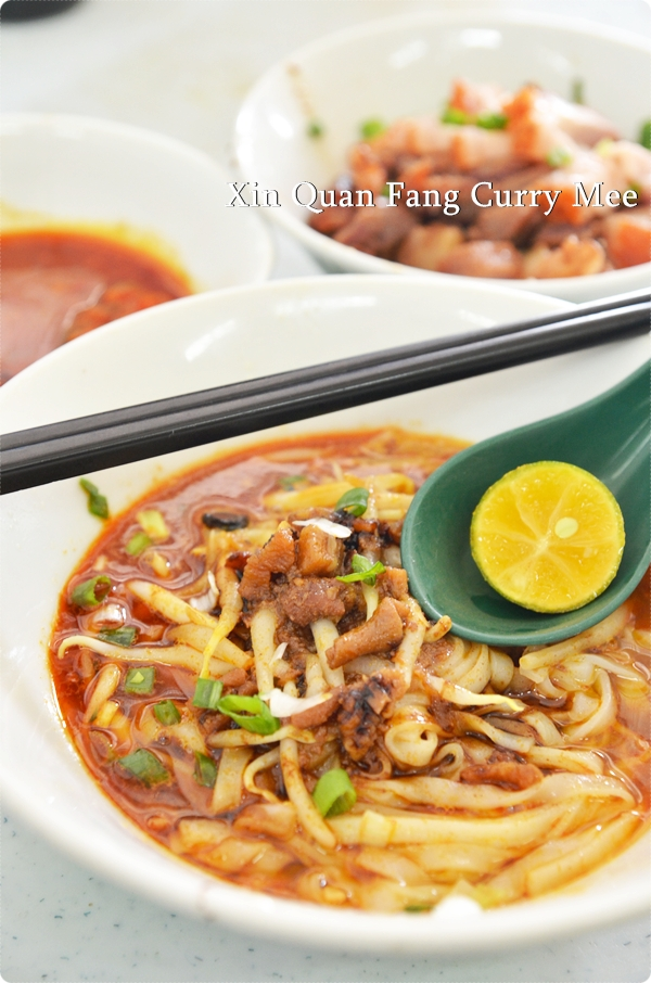 Police Station Curry Mee