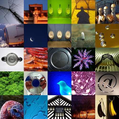 December 2012 Mosaic by pho-Tony