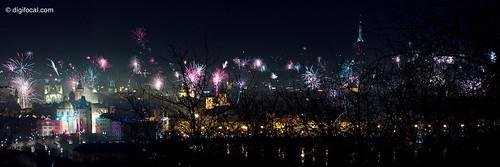 Prague New Year