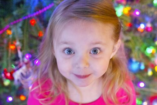 Lilah's Classic Facial Expression