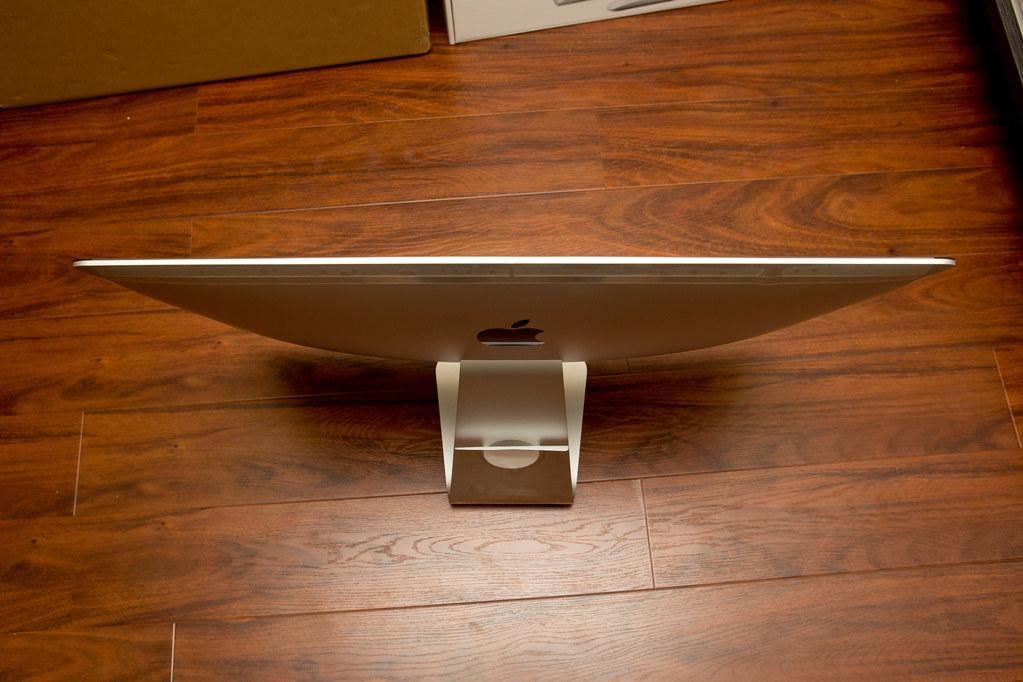 最新款 2012Later iMac 27″ 開箱 @3C 達人廖阿輝
