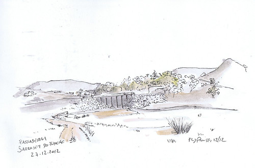 2012.12 Passadeiras, barragem do Funcho
