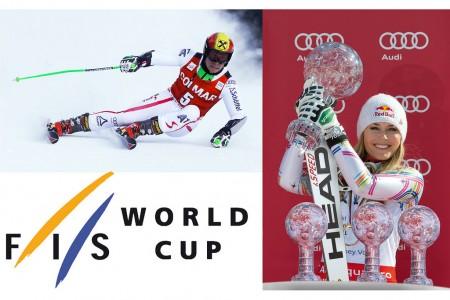SP v alpském lyžování žen: souboj gigantek