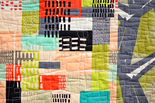Nathan's Baby Quilt