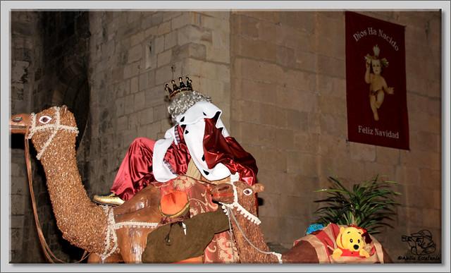 1 Cabalgata de Reyes de Briviesca 2.013