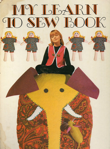 my learn to sew book cover