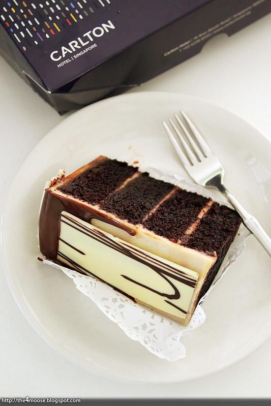 Tuxedo Cake, Carlton Hotel