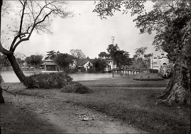 Hanoi, the Small Lake (1930s)
