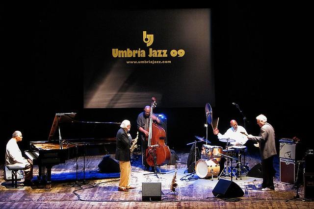 italian music festivals umbria jazz festival