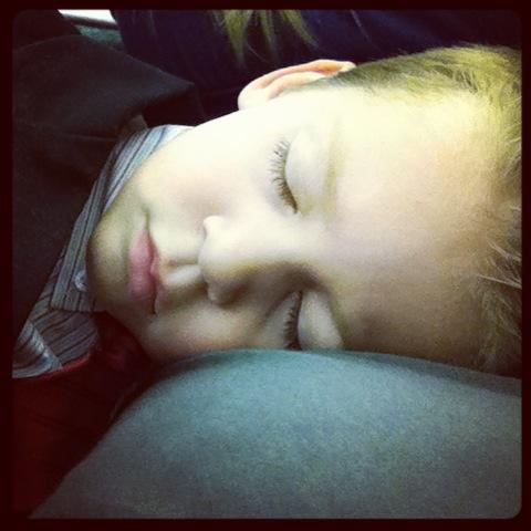 sleepy prest