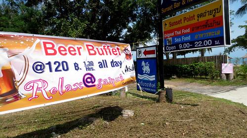 Koh Samui AD-Beer Buffet