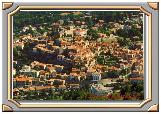 VERMET LES BAINS -(Pyrénées-Orientales) - Le Château-70-150