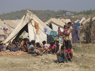 Myanmar: Urgent humanitarian needs in Rakhine State | by EU Civil Protection and Humanitarian Aid Operation