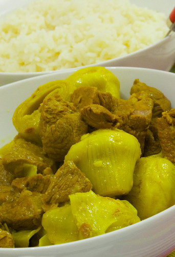 ancient egyptian lamb and artichokes