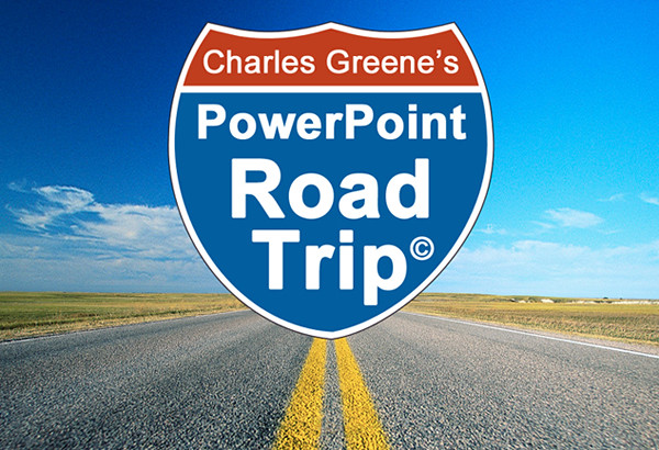 PowerPoint Road Trip Charles Greene III Business Speaker