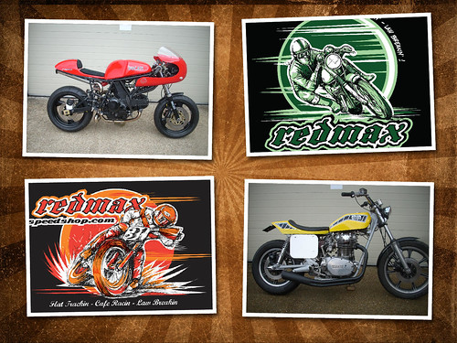 REDMAX COLLAGE by REDMAXSPEEDSHOP.COM