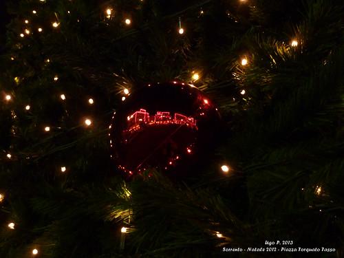 Sorrento - Natale 2012 - Piazza Torquato Tasso