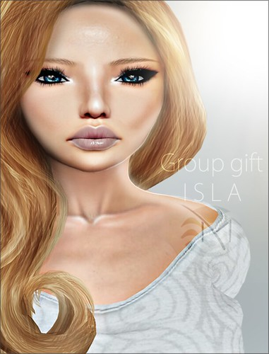 ::Modish:: Isla_group gift_skin by ::Modish::