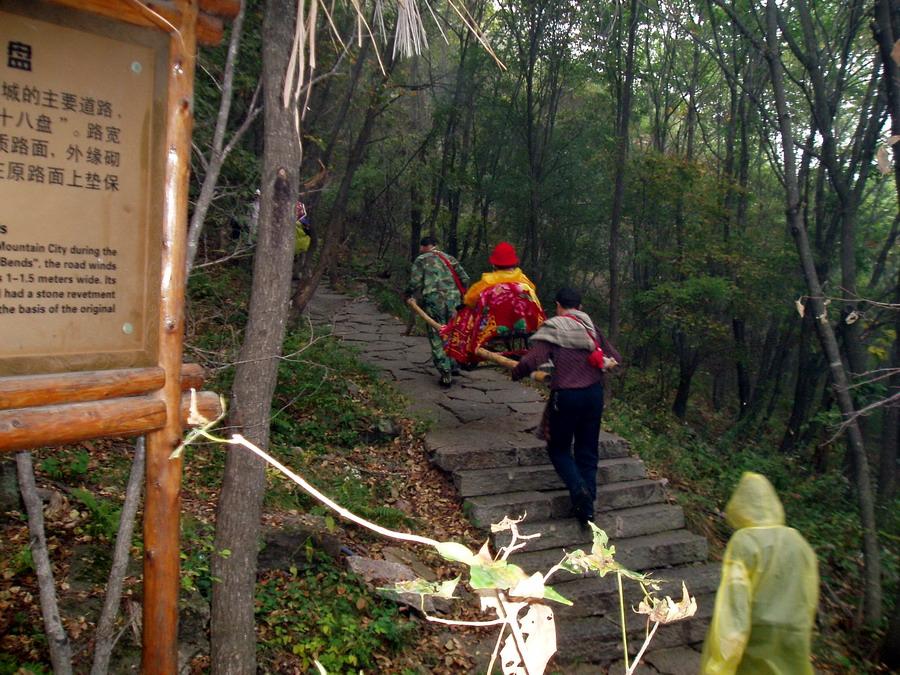 Huanren3 Wunushan fortress