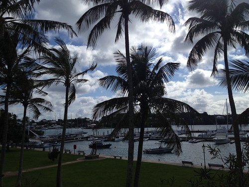 Hamilton Bay Bermuda