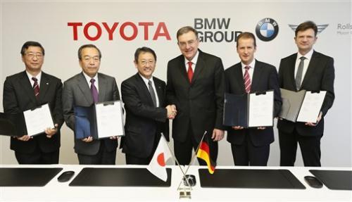 BMW и Toyota работают над литий-воздушными батареями