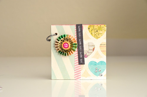 Love You - JBS Mini Album Kit Jan '13 by CloudsShadler